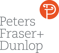 Peters-Fraser-and-Dunlop-Logo